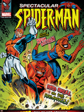 No6 Cover: Captain Britain  Spider-Man and Red Skull