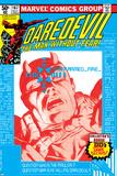 Daredevil No167 Cover: Daredevil and Mauler