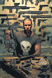 Punisher No1 Cover: Punisher