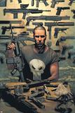 Punisher No1 Cover: Punisher