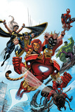 Marvel Adventures The Avengers No38 Cover: Iron Man