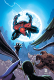 Marvel Adventures: Spider-Man No2 Cover: Spider-Man
