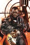Punisher War Journal No26 Cover: Punisher and Rhino
