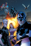 Ultimate X-Men No63 Group: Captain America