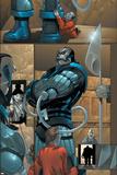 X-Men No182 Cover: Apocalypse and Gazer