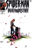 Spider-Man: Death & Destiny No2 Cover: Spider-Man