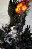 Ghost Rider No32 Cover: Ghost Rider
