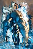 Ultimate Hulk Annual No1 Cover: Hulk and Zarda