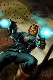 Annihilation: Conquest - Starlord No1 Cover: Starlord