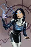 Inhumans No9 Cover: Nahrees