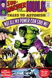 Tales to Astonish No75 Cover: Hulk