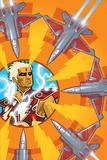 Warlock No3 Cover: Adam Warlock