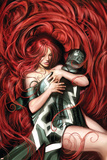 Secret Invasion: Inhumans No1 Cover: Medusa