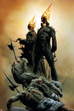 Ghost Riders: Heavens On Fire No1 Cover: Ghost Rider
