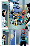 X-Men And Power Pack No2 Group: Zero-G