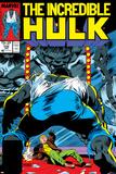 Incredible Hulk No339 Cover: Hulk
