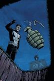 Punisher War Zone No2 Cover: Punisher