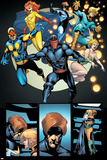 Avengers: The Initiative No28 Group: Night Thrasher
