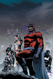 Civil War: House Of M No5 Cover: Magneto