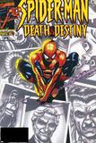 Spider-Man: Death & Destiny No1 Cover: Spider-Man