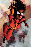 Spider-Woman No5 Cover: Spider Woman