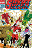 Soviet Super Soldiers 1 Cover: Red Guardian