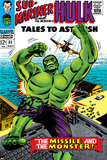 Tales to Astonish No85 Cover: Hulk
