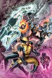 Wolverine: Origins No34 Cover: Wolverine
