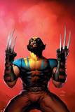 Astonishing X-Men No1 Cover: Wolverine