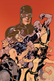Young X-Men No5 Cover: Cyclops