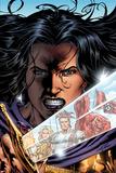 New Mutants Forever No5 Cover: Selene Posing