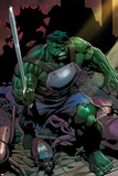 Incredible Hulks No624: Hulk with a Sword