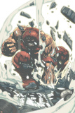 X-Men Unlimited No4 Cover: Juggernaut
