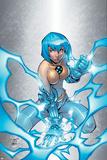New X-Men No3 Cover: Surge