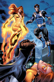 I Am An Avenger No2: Firestar and Justice Flying