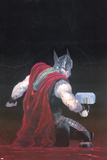 Thor: God of Thunder 7 Cover: Thor