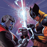 Fear Itself: Wolverine No2 Cover: Wolverine Fighting