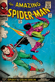 Marvel Comics Retro: The Amazing Spider-Man Comic Book Cover No39  Green Goblin (aged)