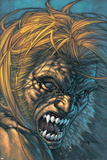 Weapon X No28 Cover: Sabretooth Fighting