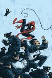 Marvel Adventures Spider-Man No55 Cover: Spider-Man