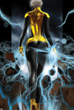 Ultimate Comics X-Men No10 Cover: Storm Walking