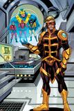 Ant-Man & Wasp No1: Wasp Standing