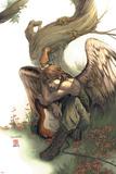 Uncanny X-Men No438 Cover: Icarus