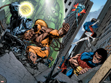 Exiles No41 Group: Apocalypse  Nocturne  Thunderbird  Sabretooth and Exiles