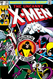Uncanny X-Men No139 Cover: Shadowcat  Storm  Angel  Colossus  Nightcrawler  Wolverine and X-Men