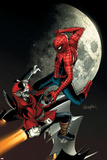 The Amazing Spider-Man No551 Cover: Spider-Man and Menace