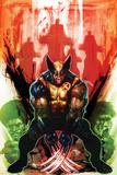 Wolverine: Manifest Destiny No4 Cover: Wolverine