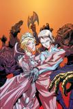 Starjammers 2 Cover: Princess Sabra