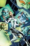 Captain America No9 Cover: Sharon Carter