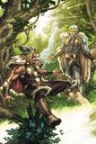 Thor: For Asgard No5: Thor and Balder the Brave